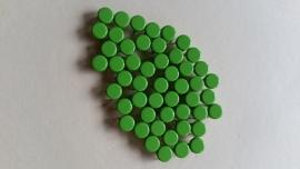 Nür 50  Zierknöpfe Frühlingsgrün/ Springgreen 016