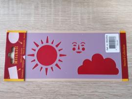 Sonne und Wolke 662054