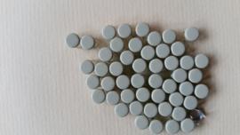 Nür 50 Zierknöpfe Grau/ Warm Grey 019