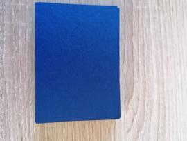 ATC / Pocketletter kaartjes  Donkerblauw