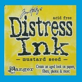 Distress Ink Mustard Seed