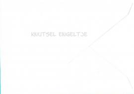 Mini Umschlage 7 x 10 cm  20 Stück Weiss