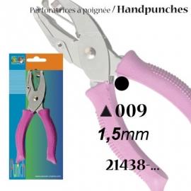 Handpunch rund 1,5 mm