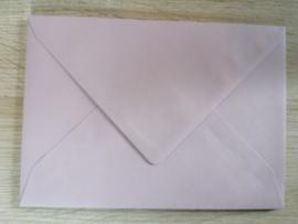 A5 Envelop Oud roze