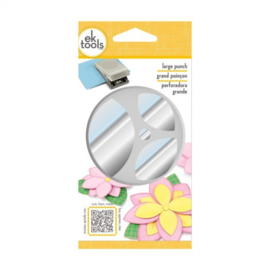 EK Tools double punch large petals