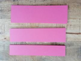 """Punch 3 in 1 Scalop tag 1,5 """", 2""""en 2,5 """" en 6 passende pakketjes 240 gr. papier"""