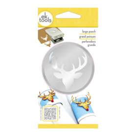 EK Tools large punch deer head