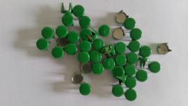 Nür 50  Zierknöpfe Grün/Green 040