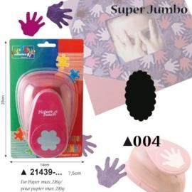 Super Jumbo Ovaal Scalop