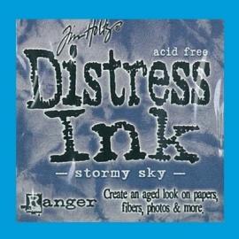 Distress Ink Stormy Sky