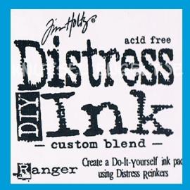 Distress Ink DIY  Custom blend