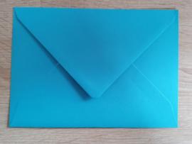 A5 Envelop Korenblauw