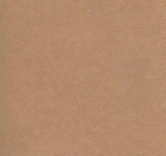 Vierkante envelop 14 x 14 Browny Kraft