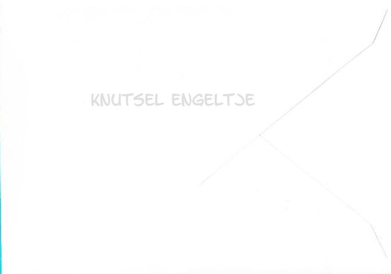C6 Envelop Wit