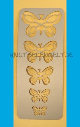 Schmetterling offenen Flügeln