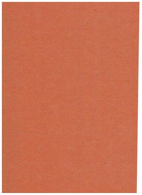 Gravel Kraftpapier ( Roest/oranje) A4 220 grams