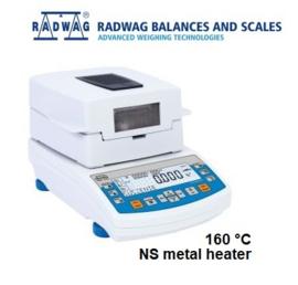 RADWAG MA 50/1.R.NS, vochtbalans