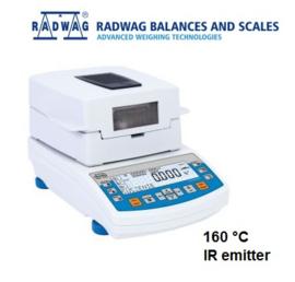RADWAG MA 50/1.R, vochtbalans