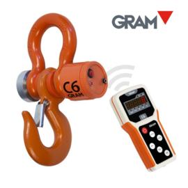 GRAM Kraanweegschaal C6-1T