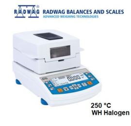 RADWAG MA 50.R.WH, vochtbalans