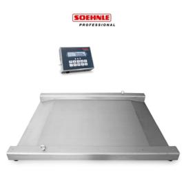 7764.30.001 RVS Doorrijweegschaal 300 kg