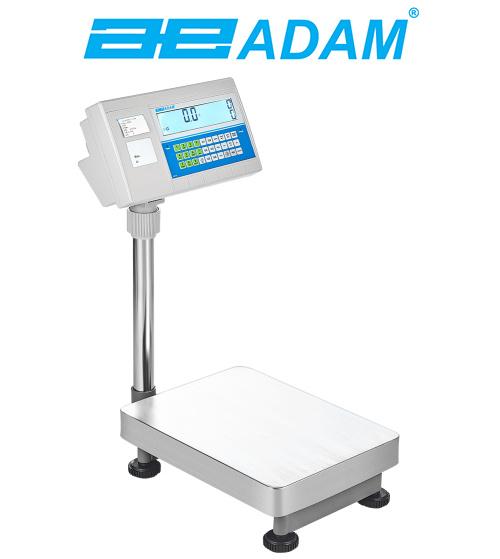 ADAM Telweegschaal met labelprinter BCT 16