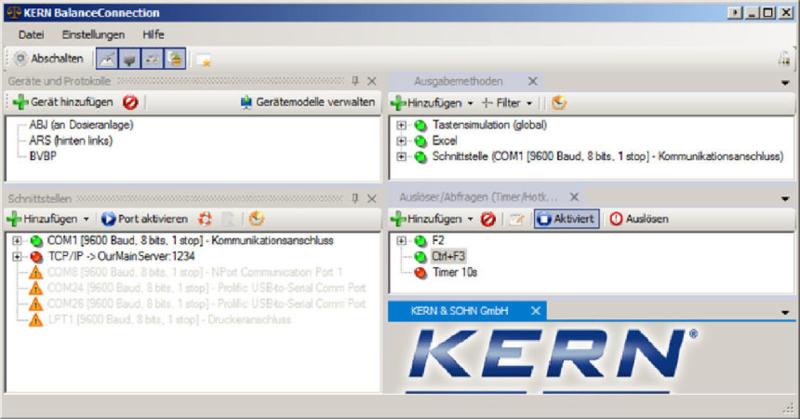 Kern Software SCD-4.0-PRO