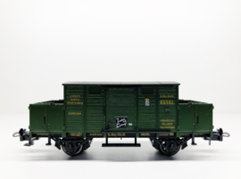 Trix 52 3612 00 Gesloten goederenwagen K.Bay.Sts.B. in ovp