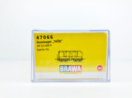 Brawa 47066 Ketelwagen DR in ovp