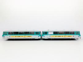 Brawa 0532 Railbus met bijwagen LVT 772 in ovp
