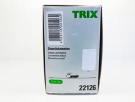 Trix 22126 Köf II Wiebe (Digitaal) in ovp