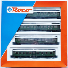 Roco 44029 Wagenset DB in ovp