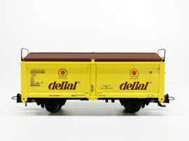 Trix 23866 Gesloten goederenwagen DB in ovp