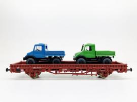 Roco 47696 Open goederenwagen DB in ovp