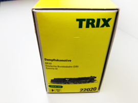 Trix 22020 Stoomlocomotief BR 01 (Digitaal + Sound) in ovp