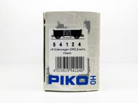 Piko 54124 Open goederenwagen DRG in ovp