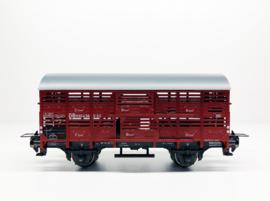 Trix 53 3489 00 Gesloten goederenwagen DB in ovp