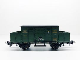Trix 52 3612 51 Gesloten goederenwagen K.Bay.Sts.B. in ovp