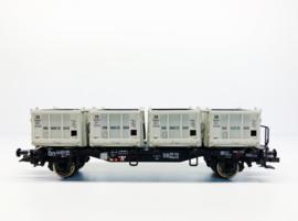 Liliput L235120 Open goederenwagen DB in ovp