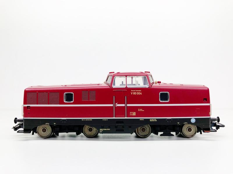 Trix 22080 Diesellocomotief V 80 (NEM + Digitaal) in ovp