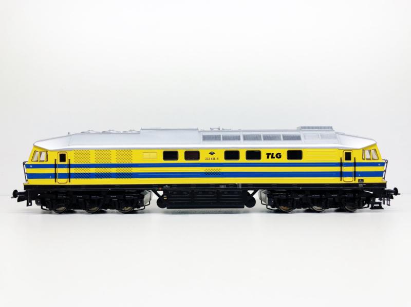 Brawa 0306 Diesellocomotief BR 232 (NEM) in ovp