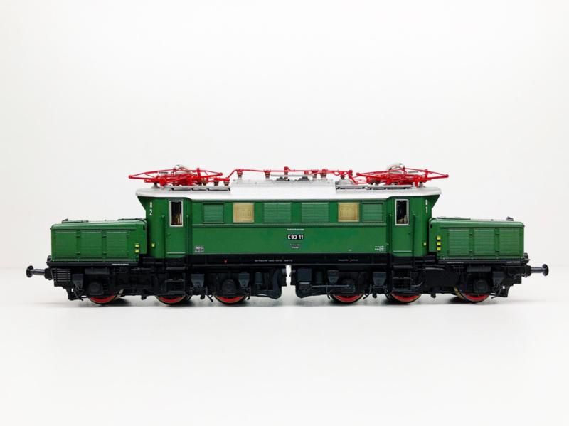 Piko 51090 Elektrische locomotief E 93 (NEM) in ovp