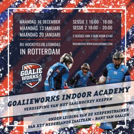 Indoor Academy met Bart van Gaalen