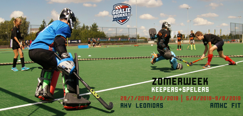 Zomerweek 2019 - RHV Leonidas of AMHC FIT