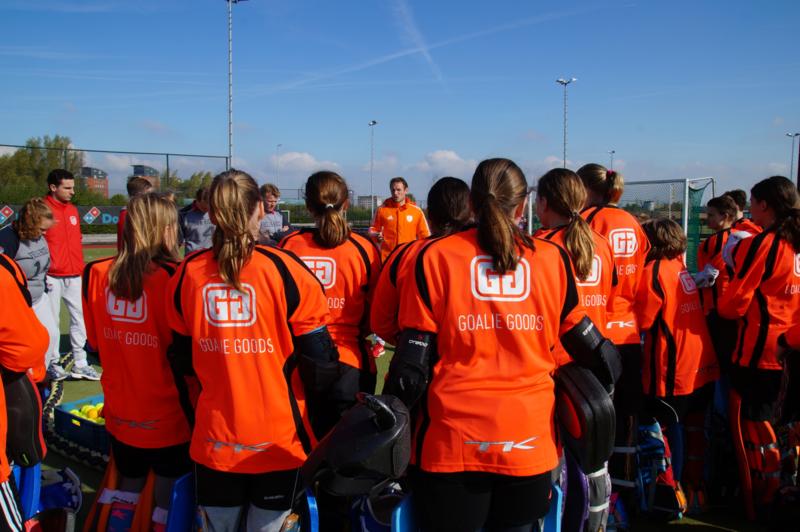 OranjeKeepersKamp 2019