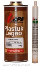 Impa houtrot reparatie 2-K (licht eiken)