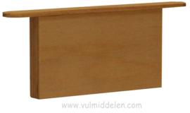 Slotblok compleet en gelijmd voor het slotgat 1200 serie nemef