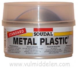 Soudal Metal Plastic 250gr