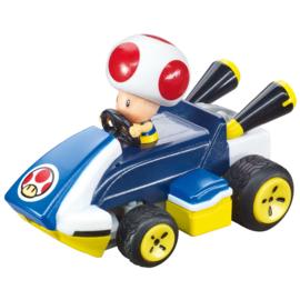 Super Mario 2.4GHz Mario Kart (TM) Mini RC, Toad