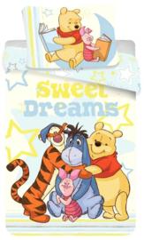 Winnie The Pooh dekbedovertrek.